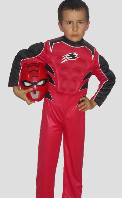 113. Power Rangers Red 3