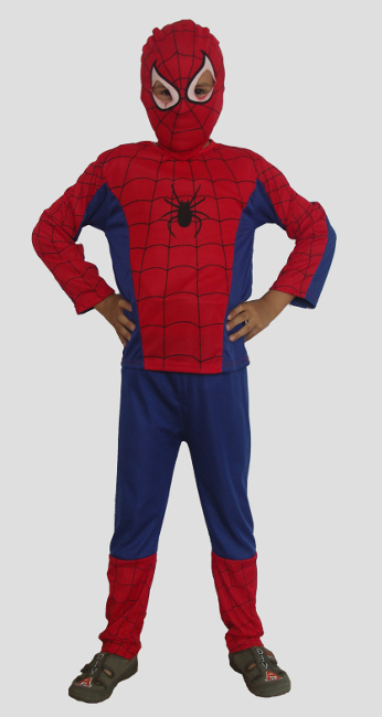 127. Spiderman