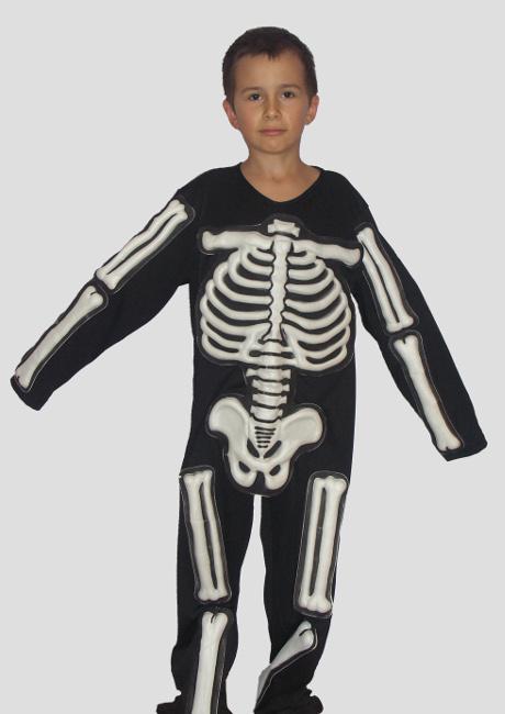 136. Szkielet Duży
