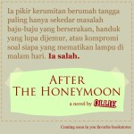 Pre Launch: After The Honeymoon
