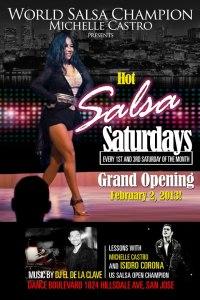 Hot Salsa Saturday