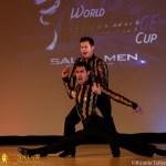World Latin Dance Cup 2013 John Narvaez & Andrew Cervantes