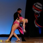 World Latin Dance Cup 2013 Takeshi Young & Tanya