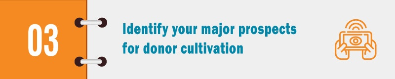 5 Major Donor Cultivation Strategies - major gift officer sample resume