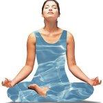 Una terapia deliciosa: bañarse con agua mineral azul
