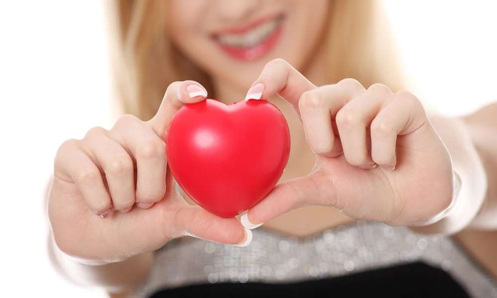 Corazón de Mujer