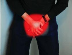 Dolor en los testículos