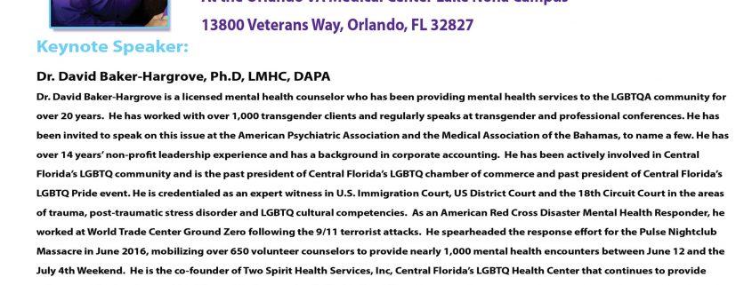 7th Annual LGBT Pride Month Celebration (Lake Nona/Orlando) - Salute