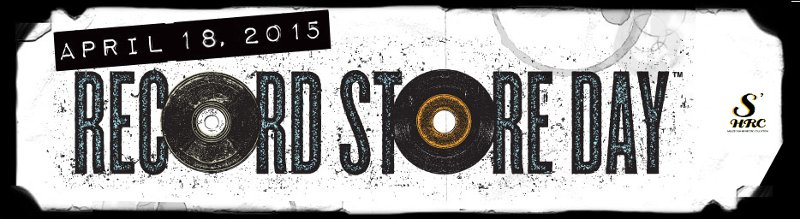 Record Store Day 2015 shrc