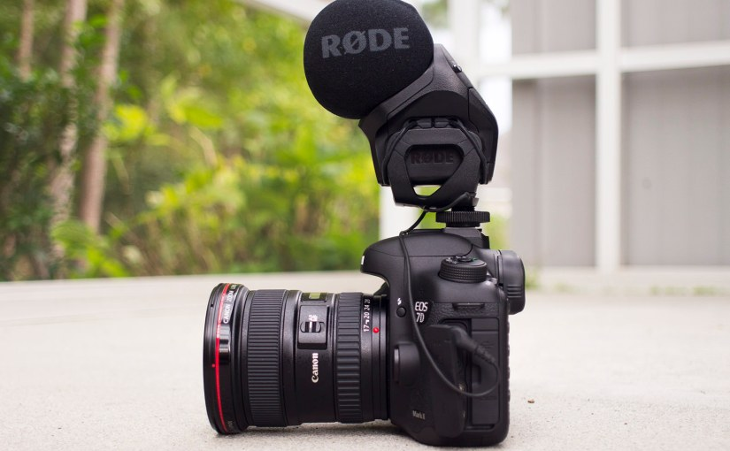 Hands-on Review of the Rode Stereo VideoMic Pro
