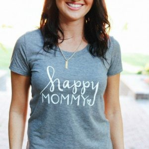 Happy Mommy Tee
