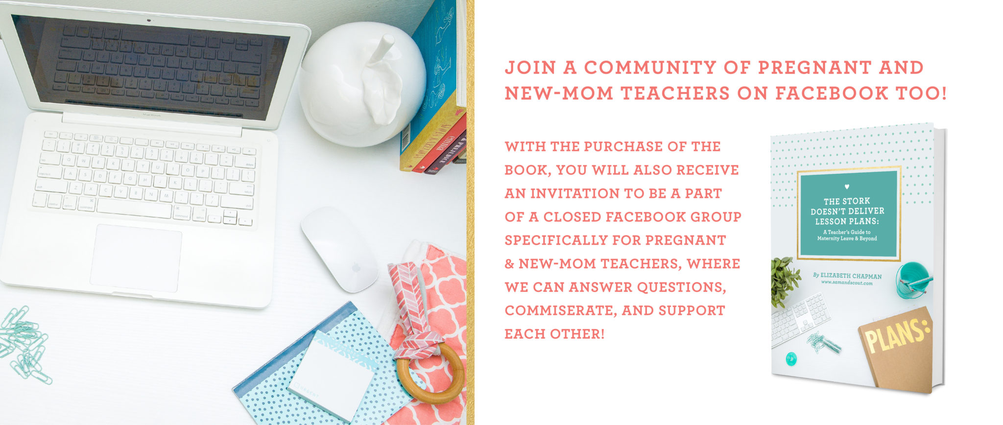 A Facebook page for pregnant and new teacher-moms!!