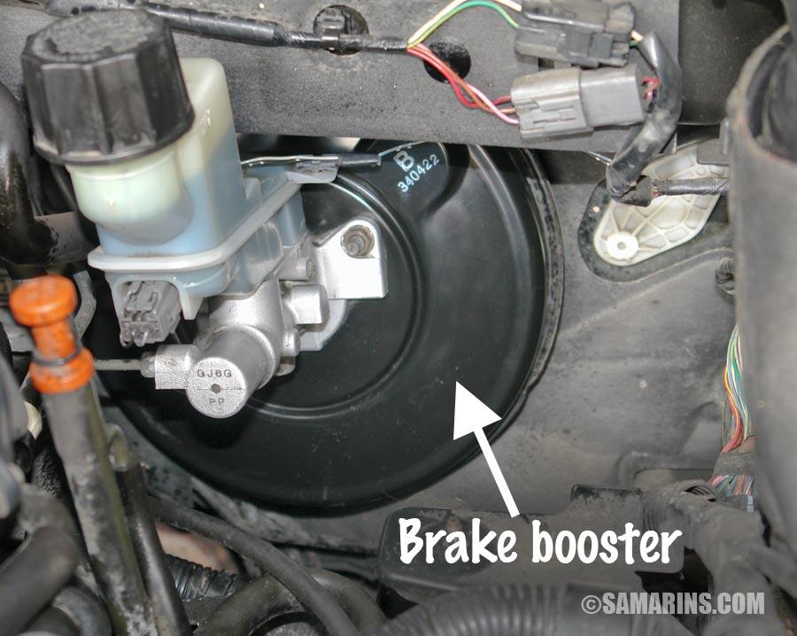 Vacuum leaks problems, symptoms, repairs