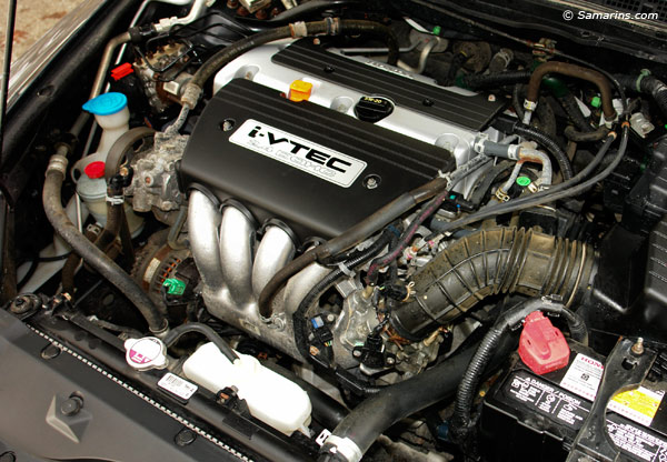 Honda Accord 2003-07 problems and fixes, fuel economy, specs, photos