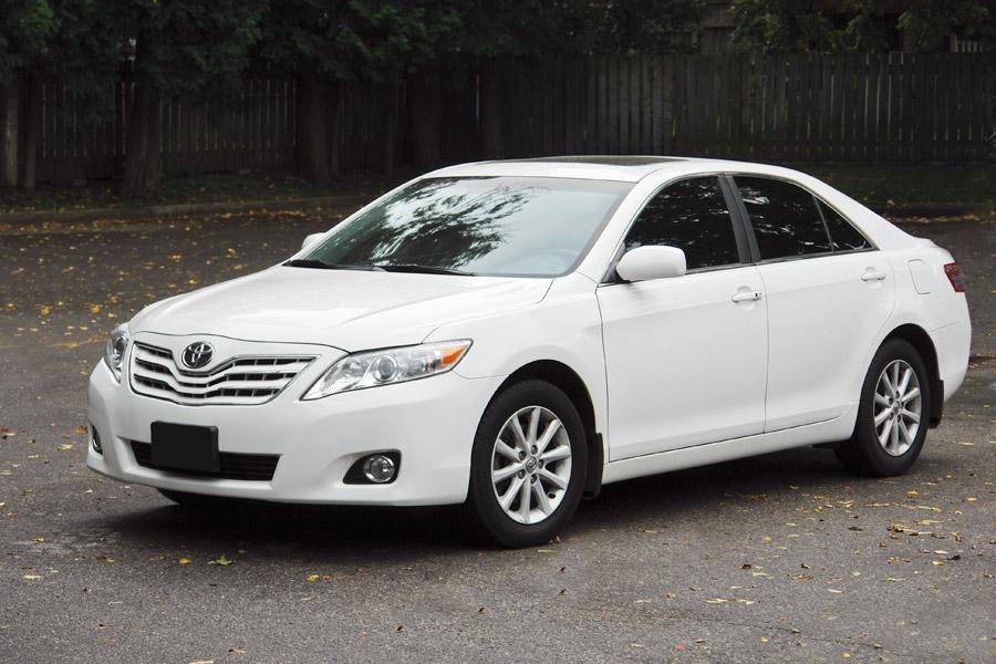 Toyota Camry 2007-2011 engine, fuel economy, interior photos, problems