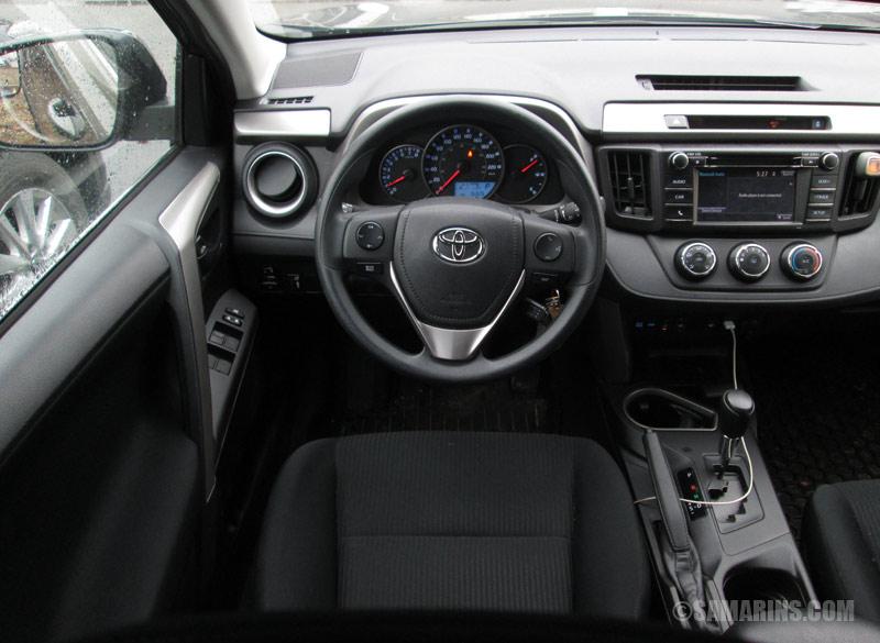 Toyota Corolla sedan 2014-2018 fuel economy, CVT, engine, reported