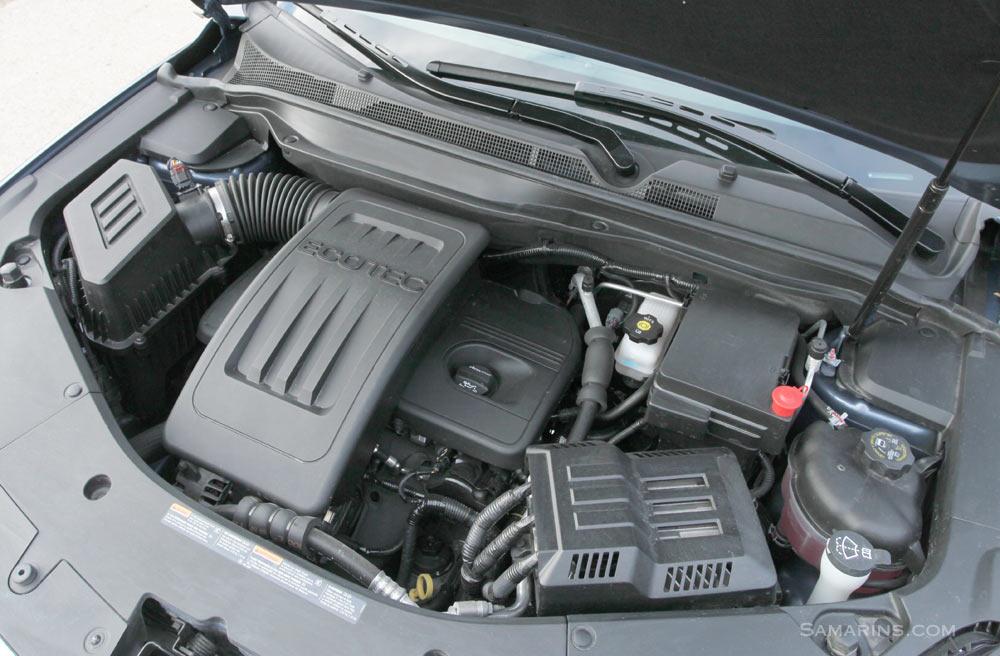 Chevrolet Equinox / GMC Terrain 2010-2017 problems, interior photos