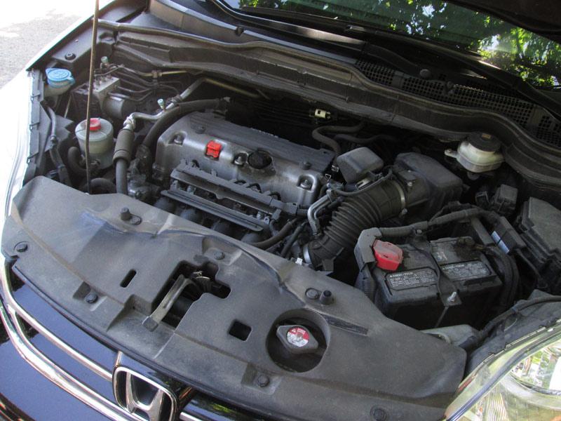 Honda CR-V 2007-2011 problems, fuel economy, lineup, engine, specs