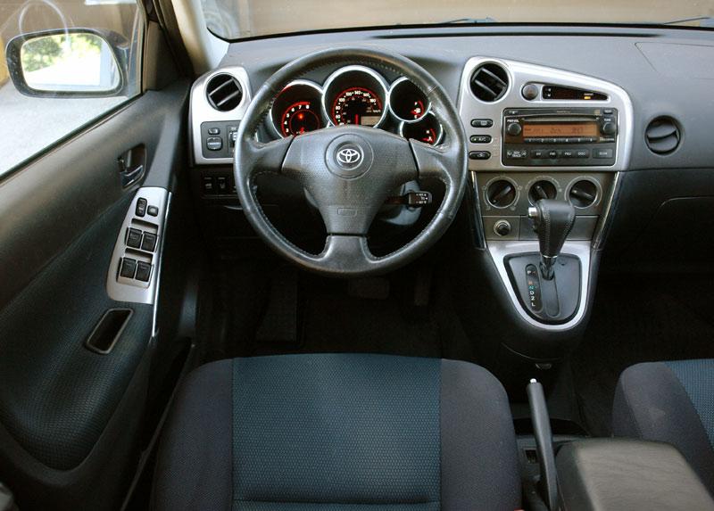 Toyota Matrix 2003-2008 common problems and fixes, fuel economy