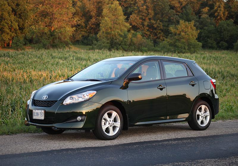 Toyota Matrix 2009-2014 engine, fuel economy, problems, specs, photos