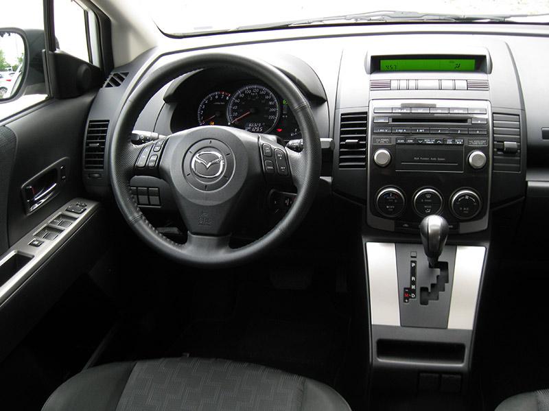 2006-2010 Mazda 5 fuel economy, common problems and fixes, specs