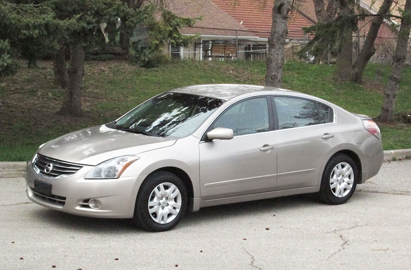 Nissan Altima 2007-2012 fuel economy, problems, lineup, CVT