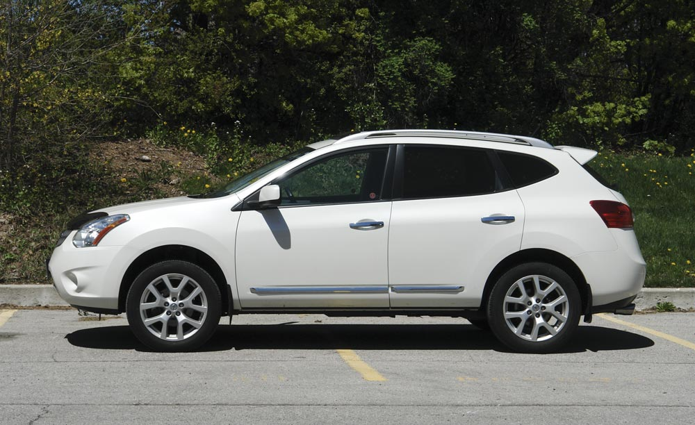 Nissan Rogue 2008-2013 common problems and fixes, fuel economy