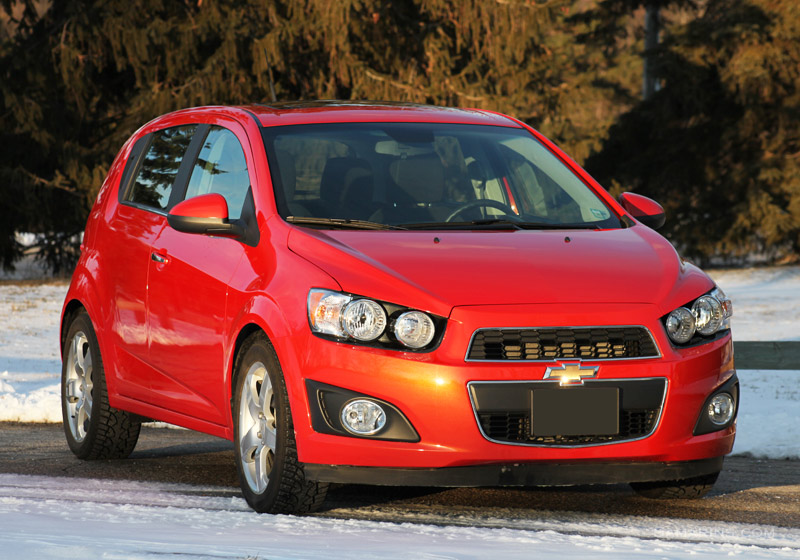 Chevrolet Sonic 2012-2016 fuel economy, problems and fixes, driving