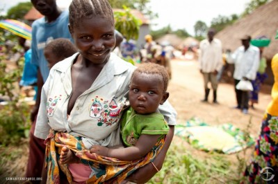 Aid for Congolese Refugees
