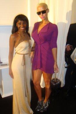 Samata Angel and Amber Rose