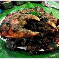 Crab Pepper Fry
