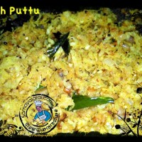 Raddish Puttu