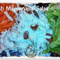 Raddish Mayonnaise Salad