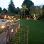 Garden lighting by Sam Coles Lighting 03