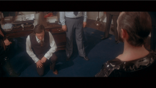 Superman II: Presidential humilation in the Oval office