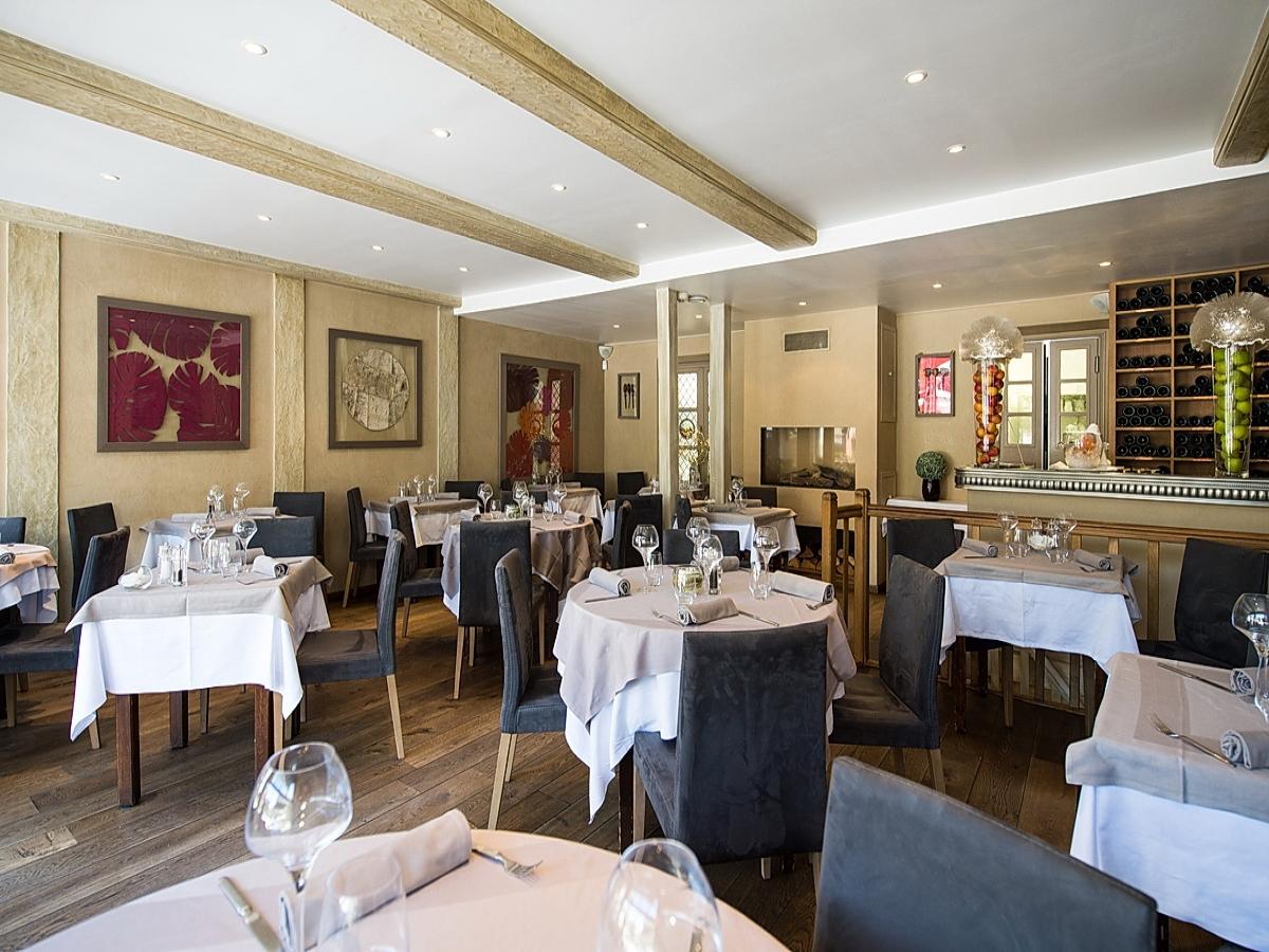 Restaurant La Lieutenance Restaurants A Honfleur