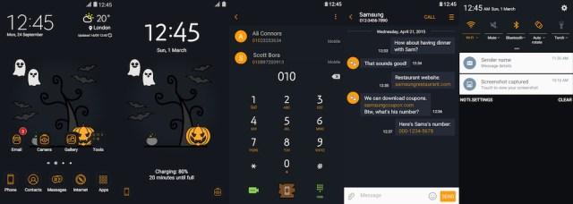 Samsung Galaxy Theme - [MINU] Halloween