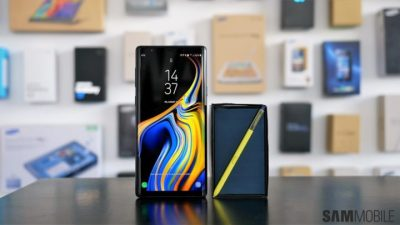 Set a Live Wallpaper on your Galaxy Note 9 for added visual flair - SamMobile