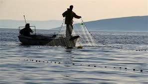 Zadovoljni ribar