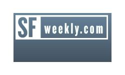 SFweekly.com writes about Samovar Tea Lounge