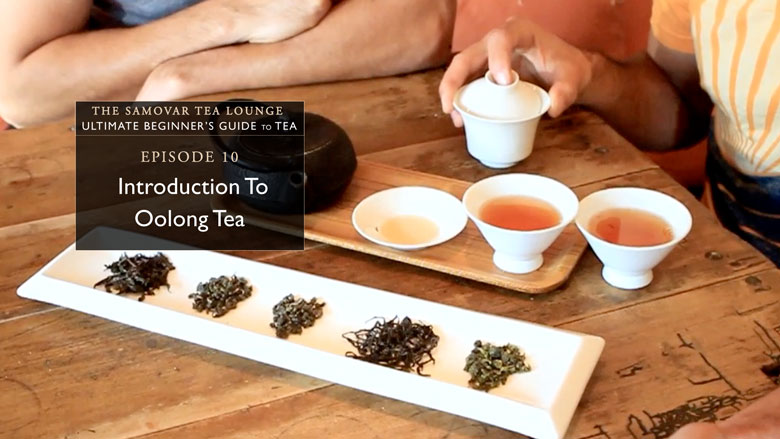 10. Introduction To Oolong Tea