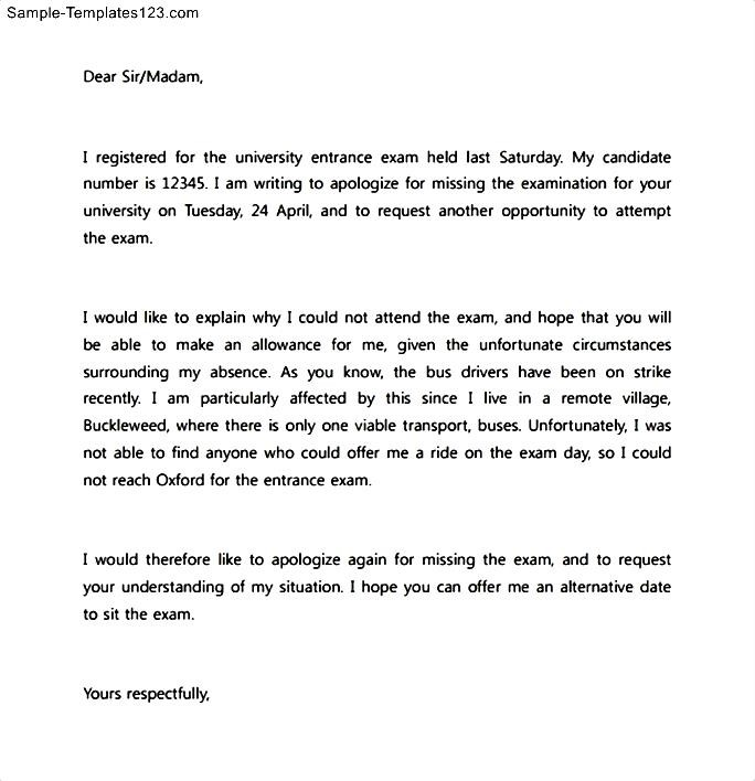 apology letter to principal - Onwebioinnovate