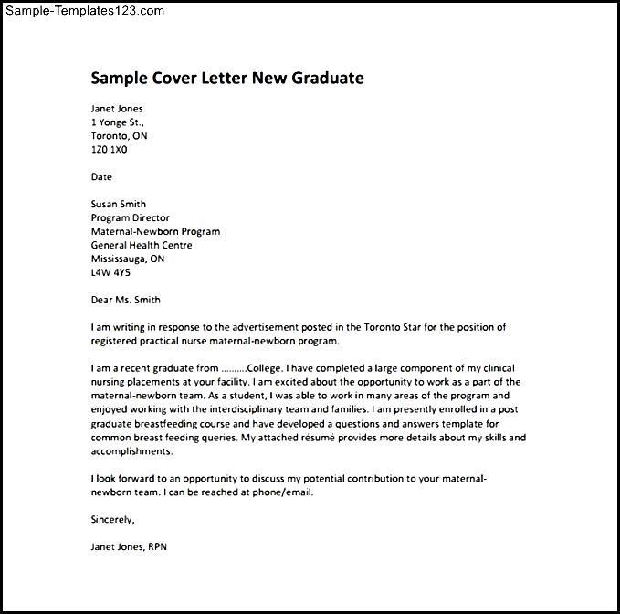 new nursing grad cover letters - Hunthankk - rn cover letter sample