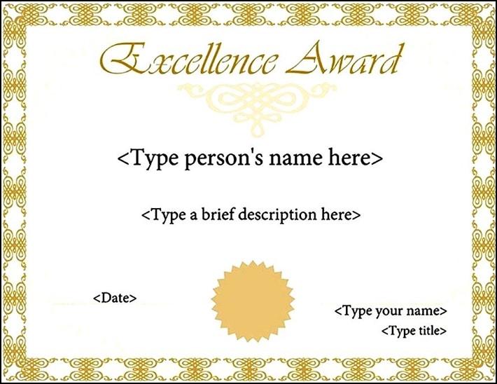 Free Appreciation Certificate Template - Sample Templates - Sample
