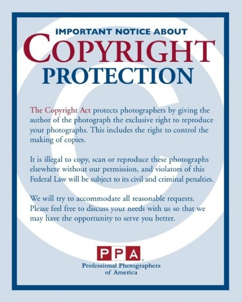 11+ Copyright Notice Templates Free Printable Word  PDF