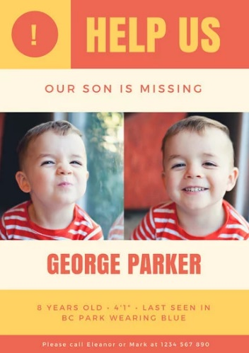 Missing Person Poster Templates 11+ Free Word, PPT  PDF - Missing Persons Posters