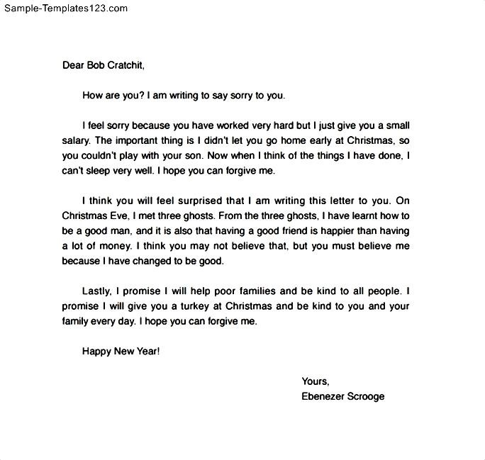 Apology Letter For Mistake Sample Letter Of Apology For Student - apology letter for being late