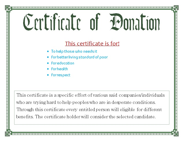 Gift Voucher Templates For Word Ophion