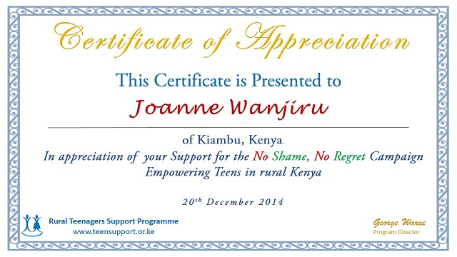 donation-certificate-template - donation certificate template