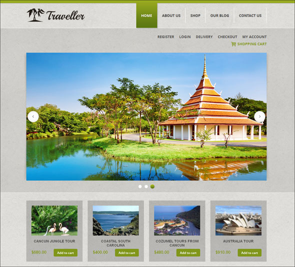 Wordpress Travel Themes Samples Samples and Templates - wordpress travel themes
